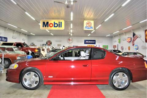 2007 Chevrolet Monte Carlo for sale at Masterpiece Motorcars in Germantown WI