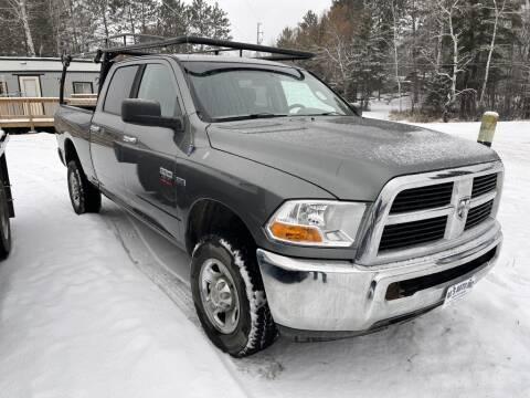 2011 RAM Ram Pickup 2500 for sale at Al's Auto Inc. in Bruce Crossing MI