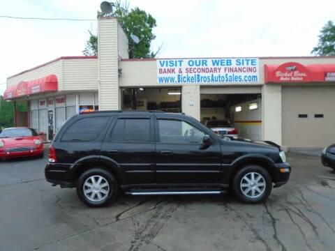 2005 Buick Rainier for sale at Bickel Bros Auto Sales, Inc in Louisville KY