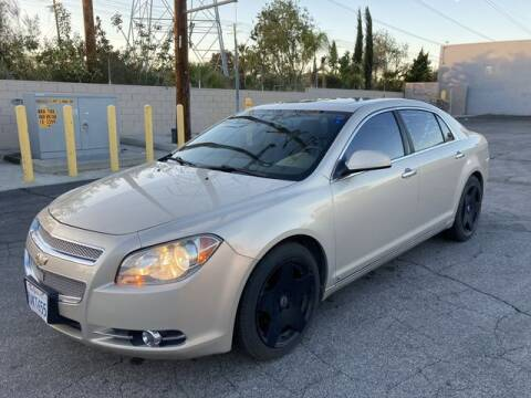 2009 Chevrolet Malibu for sale at Hunter's Auto Inc in North Hollywood CA