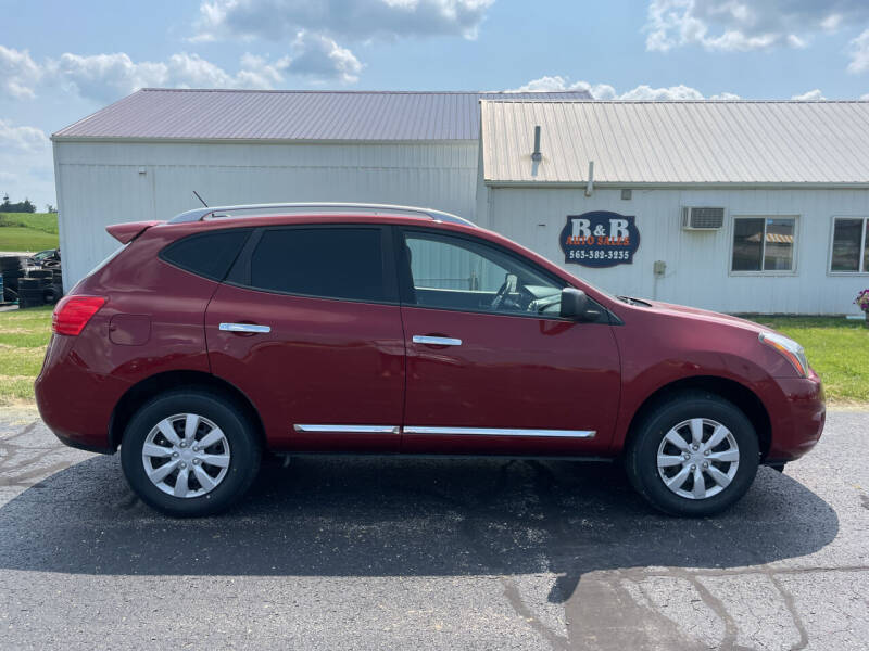 2015 Nissan Rogue Select for sale at B & B Sales 1 in Decorah IA
