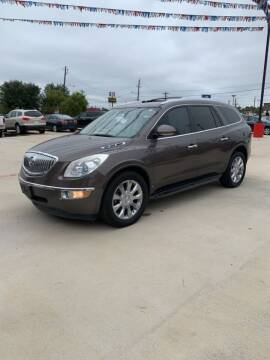 2011 Buick Enclave for sale at SELECT A CAR LLC in Houston TX