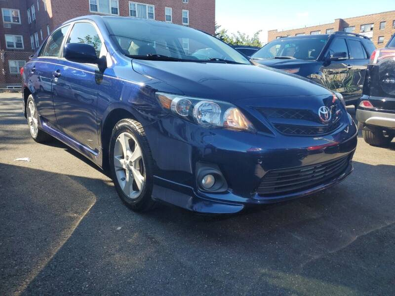2013 Toyota Corolla for sale at OFIER AUTO SALES in Freeport NY