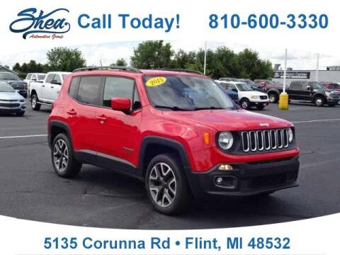 2015 Jeep Renegade for sale at Jamie Sells Cars 810 in Flint MI
