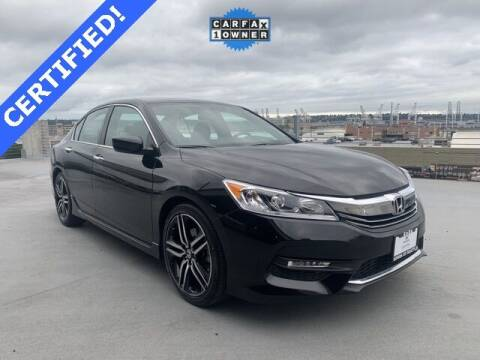 2017 Honda Accord for sale at Honda of Seattle in Seattle WA