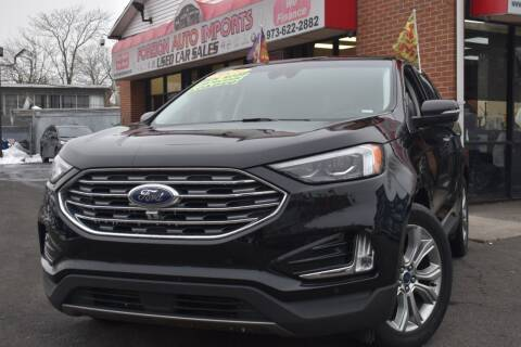 2019 Ford Edge for sale at Foreign Auto Imports in Irvington NJ
