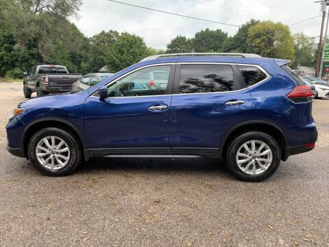 2018 Nissan Rogue for sale at SS AUTO PRO'S in Otsego MI