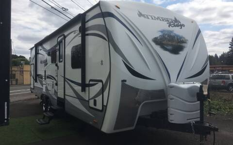 2014 Timber Ridge Timber Ridge for sale at Universal Auto INC in Salem OR