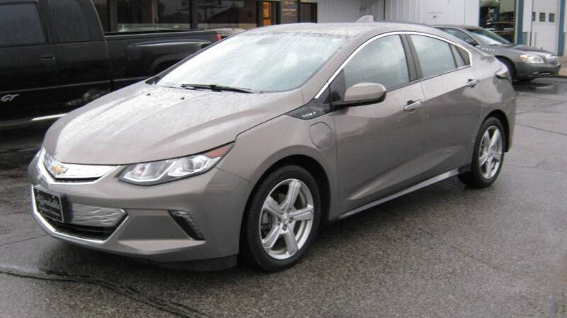 2017 Chevrolet Volt for sale at Affordable Automotive Center in Frankfort IN
