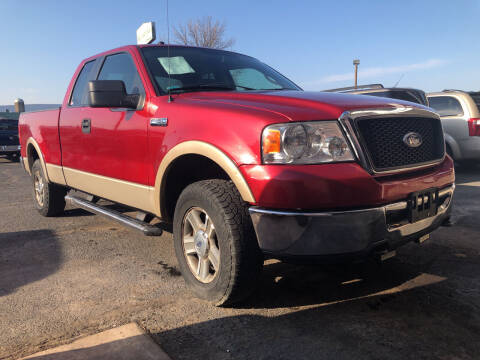 2007 Ford F-150 for sale at Rine's Auto Sales in Mifflinburg PA