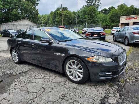 2011 Jaguar XJ for sale at Import Plus Auto Sales in Norcross GA