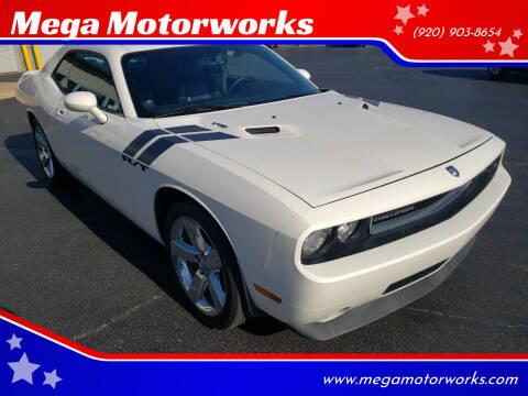 2010 Dodge Challenger for sale at Mega Motorworks in Appleton WI
