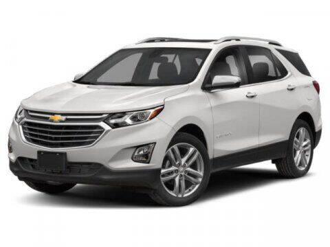 2020 Chevrolet Equinox for sale at Suburban Chevrolet in Claremore OK