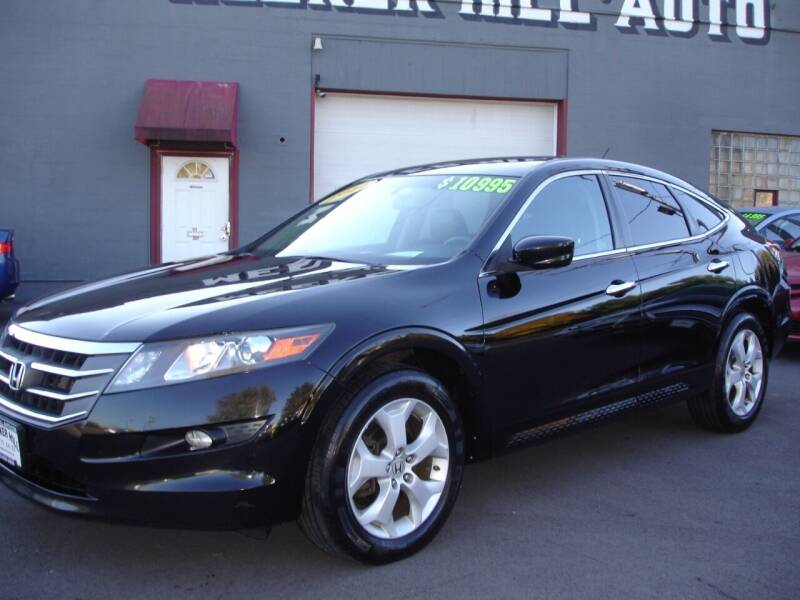2012 Honda Crosstour for sale at Meeker Hill Auto Sales in Germantown WI