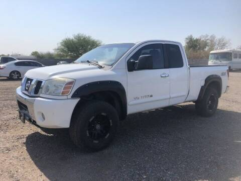 2006 Nissan Titan for sale at AUTO HOUSE PHOENIX in Peoria AZ