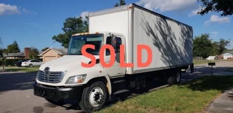 2007 Hino 268 for sale at Orange Truck Sales in Orlando FL