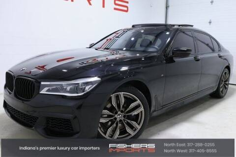 2019 BMW 7 Series for sale at Fishers Imports in Fishers IN