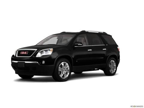 2010 GMC Acadia for sale at West Motor Company in Hyde Park UT