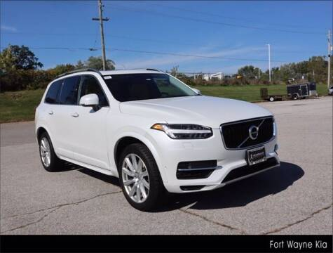 2016 Volvo XC90 for sale at BOB ROHRMAN FORT WAYNE TOYOTA in Fort Wayne IN