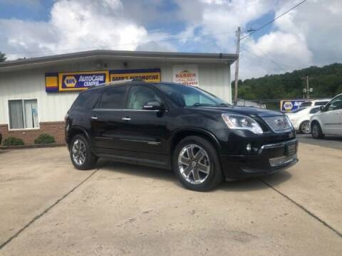 2012 GMC Acadia for sale at BARD'S AUTO SALES in Needmore PA