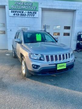 2016 Jeep Compass for sale at Pikeside Automotive in Westfield MA