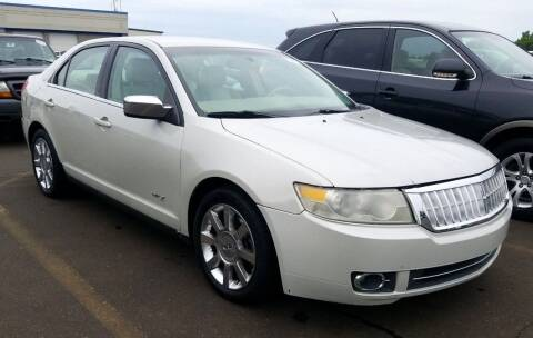 2007 Lincoln MKZ for sale at Angelo's Auto Sales in Lowellville OH