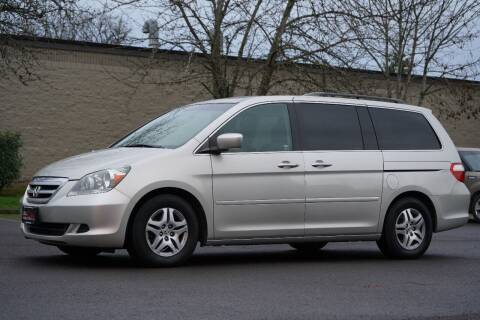 2006 Honda Odyssey for sale at Beaverton Auto Wholesale LLC in Aloha OR