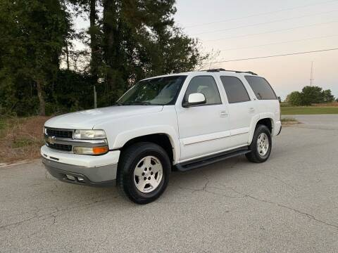 2004 Chevrolet Tahoe for sale at GTO United Auto Sales LLC in Lawrenceville GA
