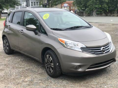 2015 Nissan Versa Note for sale at Best Cars Auto Sales in Everett MA