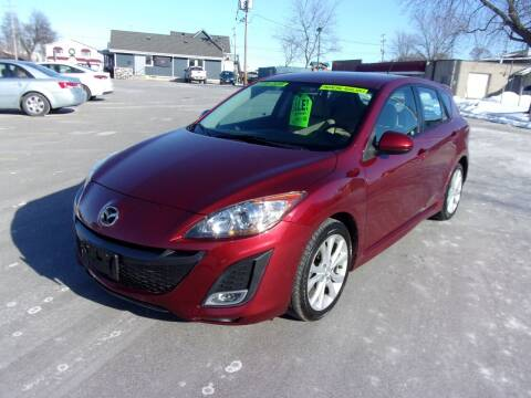 2010 Mazda MAZDA3 for sale at Ideal Auto Sales, Inc. in Waukesha WI