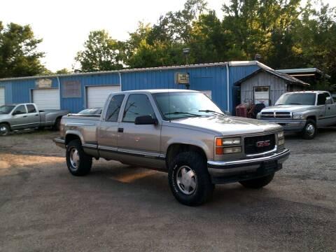 1998 GMC Sierra 1500 for sale at Tom Boyd Motors in Texarkana TX