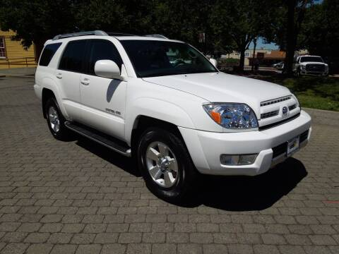 2004 Toyota 4Runner for sale at Family Truck and Auto.com in Oakdale CA