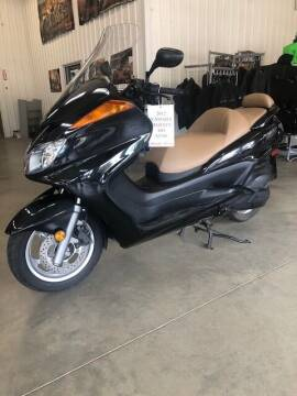2012 Yamaha MAJESTY 400 for sale at Honda West in Dickinson ND