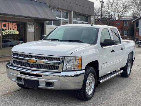 2012 Chevrolet Silverado 1500 for sale at IMPORT Motors in Saint Louis MO
