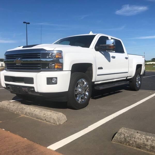 2017 Chevrolet Silverado 2500HD for sale at Auto Remarketing Group in Ocala FL