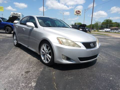2007 Lexus IS 250 for sale at Guidance Auto Sales LLC in Columbia TN