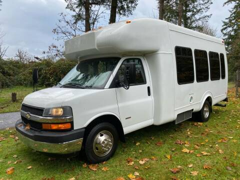 2008 Chevrolet Express Cutaway for sale at AC Enterprises in Oregon City OR