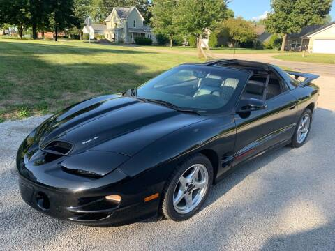 1998 Pontiac Firebird for sale at Goodland Auto Sales in Goodland IN