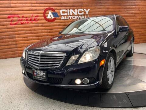 2011 Mercedes-Benz E-Class for sale at Dixie Motors in Fairfield OH