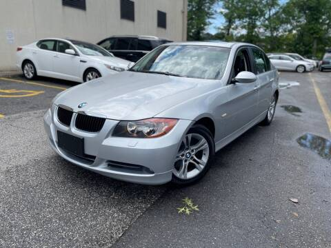 2008 BMW 3 Series for sale at A1 Auto Mall LLC in Hasbrouck Heights NJ