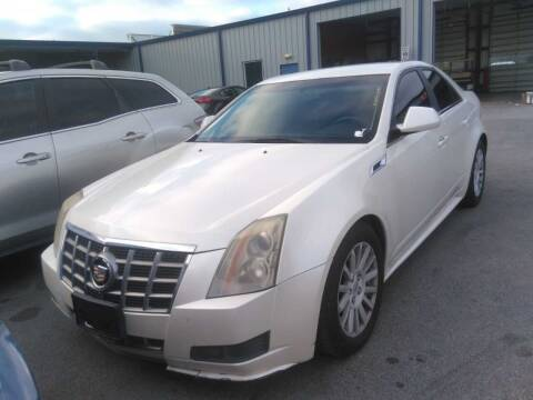 2012 Cadillac CTS for sale at TEXAS MOTOR CARS in Houston TX
