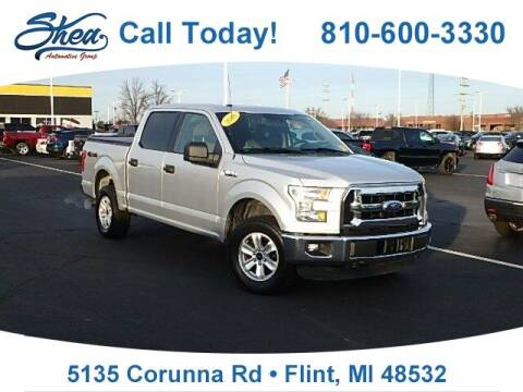2016 Ford F-150 for sale at Jamie Sells Cars 810 in Flint MI