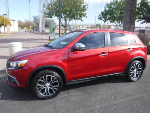 2016 Mitsubishi Outlander Sport for sale at J & E Auto Sales in Phoenix AZ