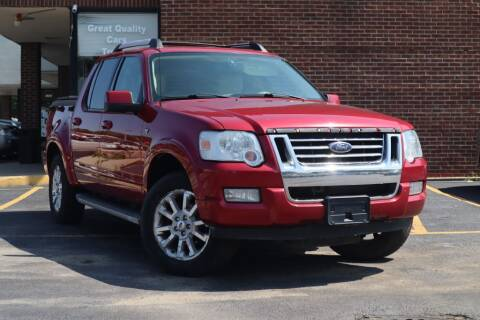 2007 Ford Explorer Sport Trac for sale at Hobart Auto Sales in Hobart IN