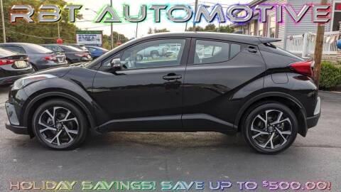 2018 Toyota C-HR for sale at RBT Automotive LLC in Perry OH