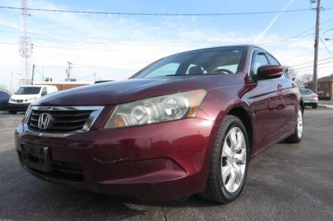 2009 Honda Accord for sale at Eddie Auto Brokers in Willowick OH