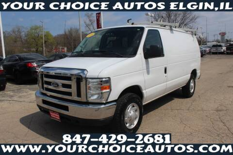 2014 Ford E-Series Cargo for sale at Your Choice Autos - Elgin in Elgin IL