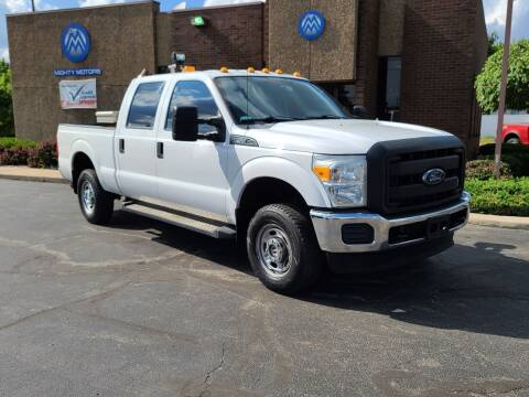 2011 Ford F-250 Super Duty for sale at Mighty Motors in Adrian MI