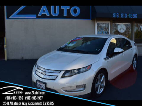 2013 Chevrolet Volt for sale at Z Auto in Sacramento CA