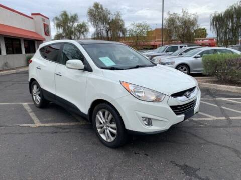 2011 Hyundai Tucson for sale at Brown & Brown Wholesale in Mesa AZ